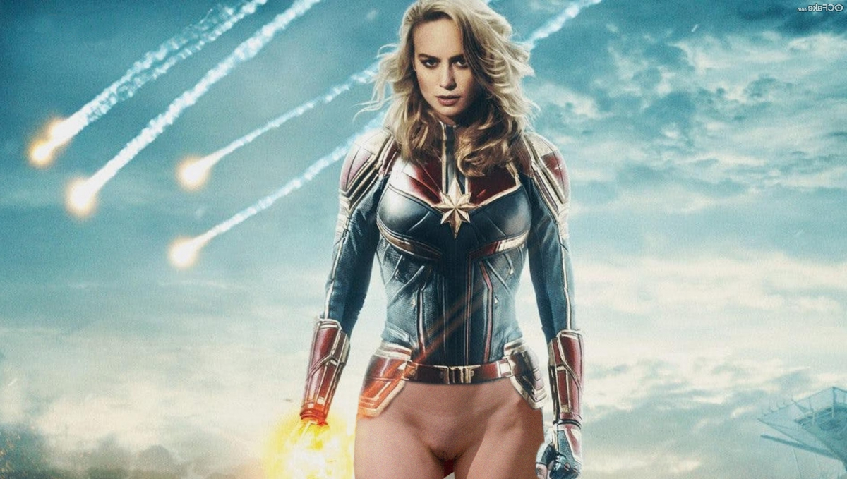 Brie Larson naked 5 - Brie Larson Nude Fake Sex Porn Images