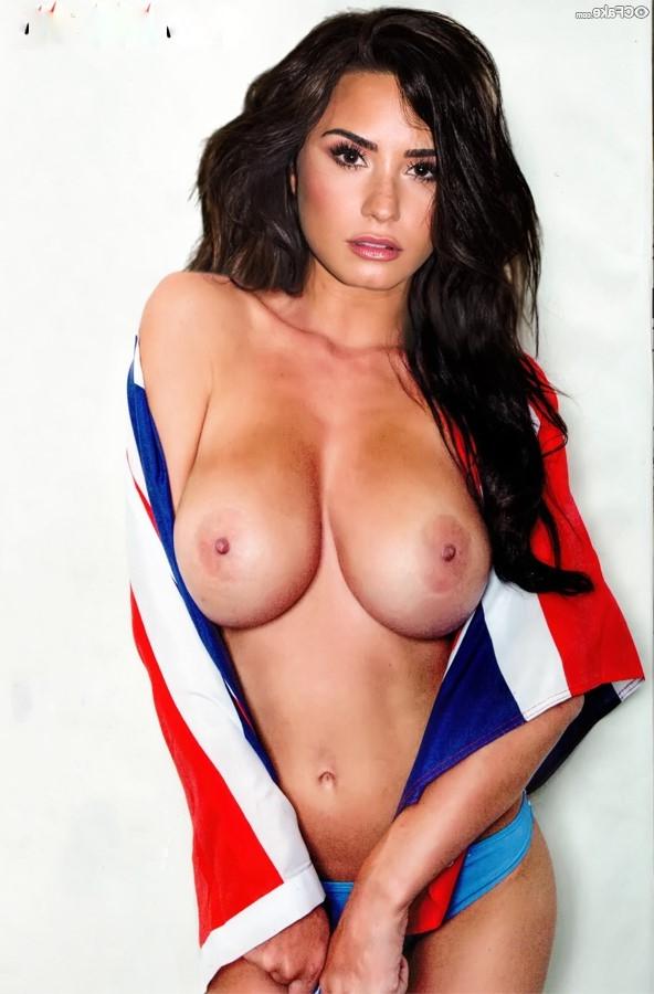 Demi Lovato fakes 4 - Demi Lovato Nude Porn Fake Sex Images