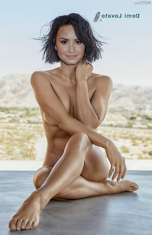 Demi Lovato fakes 9 - Demi Lovato Nude Porn Fake Sex Images