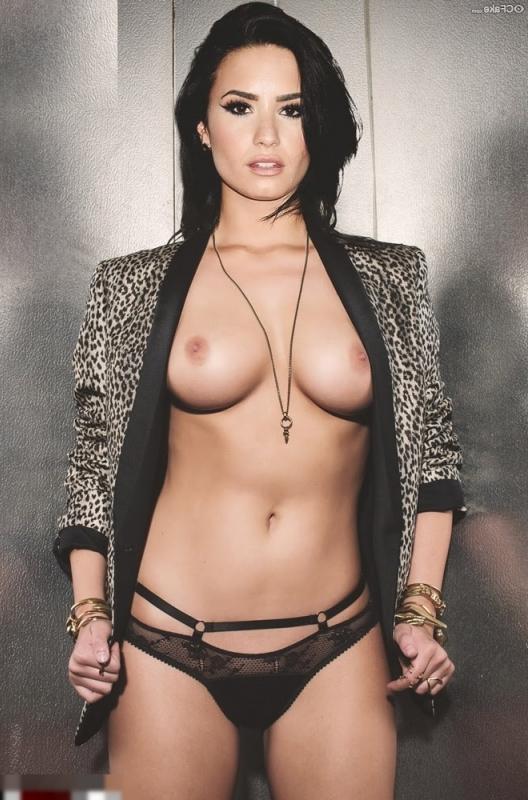Demi Lovato xxx 7 - Demi Lovato Nude Porn Fake Sex Images