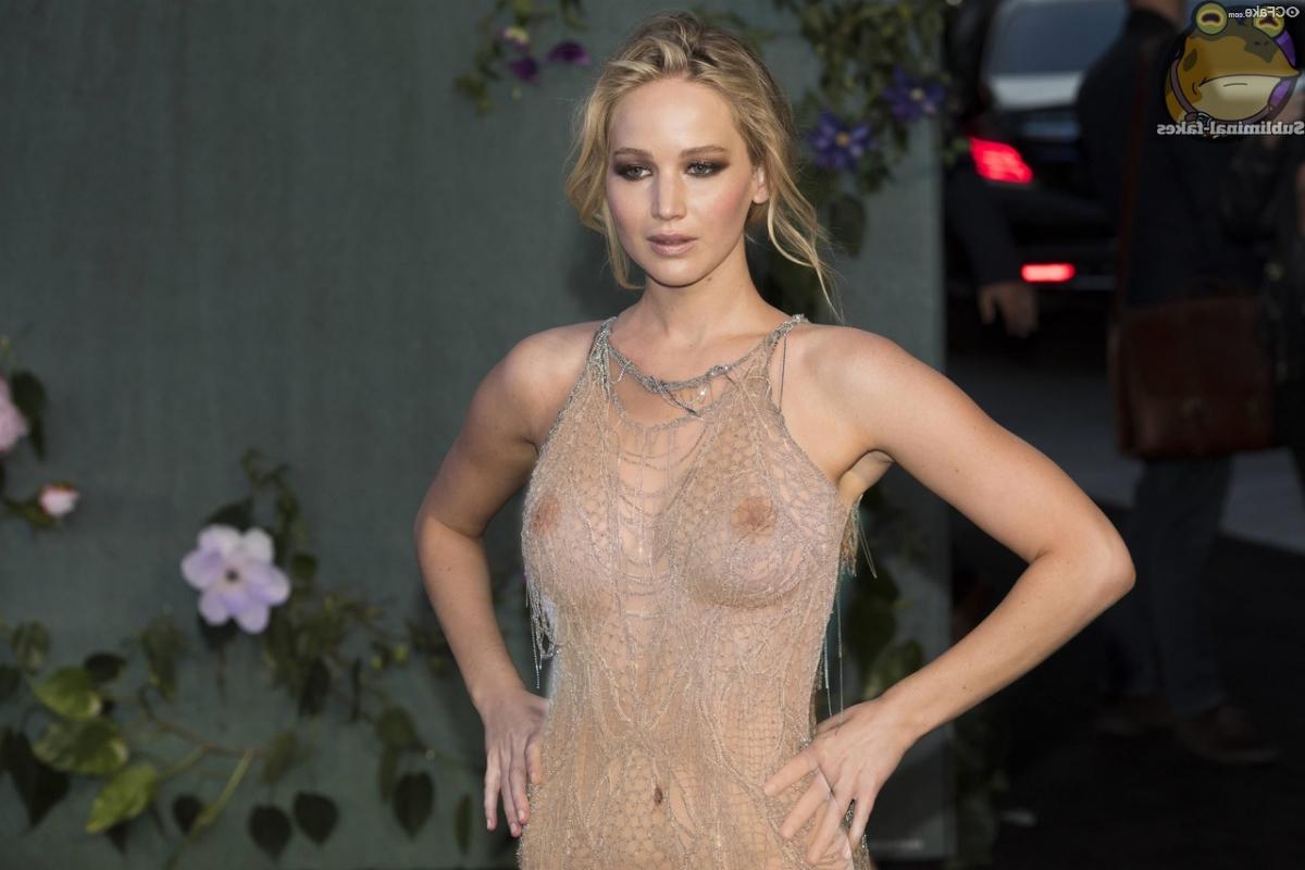 Jennifer Lawrence cfake 9 - Jennifer Lawrence Nude XXX Porn Fake Photos