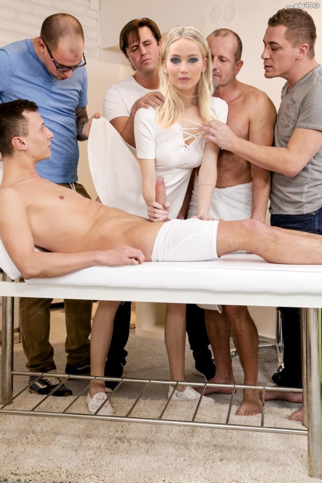 Jennifer Lawrence nude 16 - Jennifer Lawrence Nude XXX Porn Fake Photos