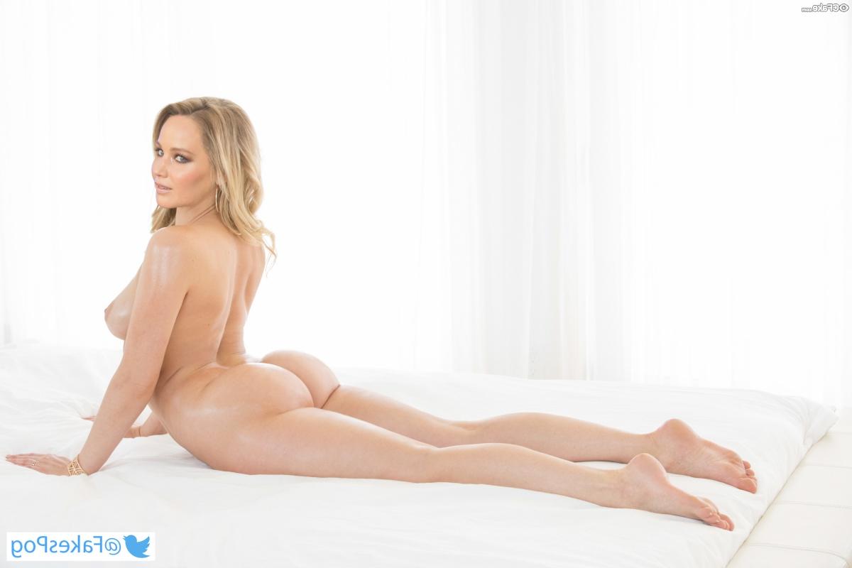 Jennifer Lawrence nude 2 - Jennifer Lawrence Nude XXX Porn Fake Photos