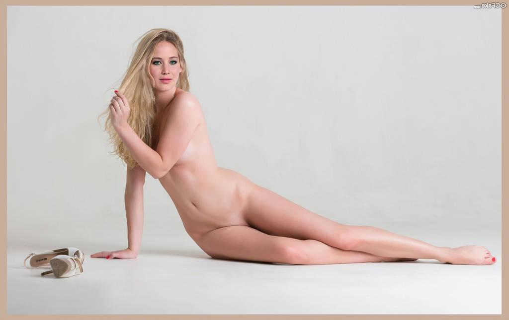 Jennifer Lawrence xxx 7 - Jennifer Lawrence Nude XXX Porn Fake Photos