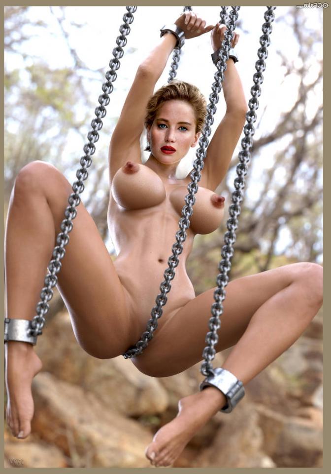 Jennifer Lawrence xxx 8 - Jennifer Lawrence Nude XXX Porn Fake Photos