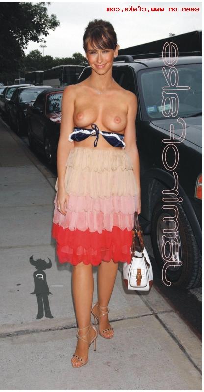 Jennifer Love Hewitt naked 2 - Jennifer Love Hewitt Nude Porn Sex Fake Photos