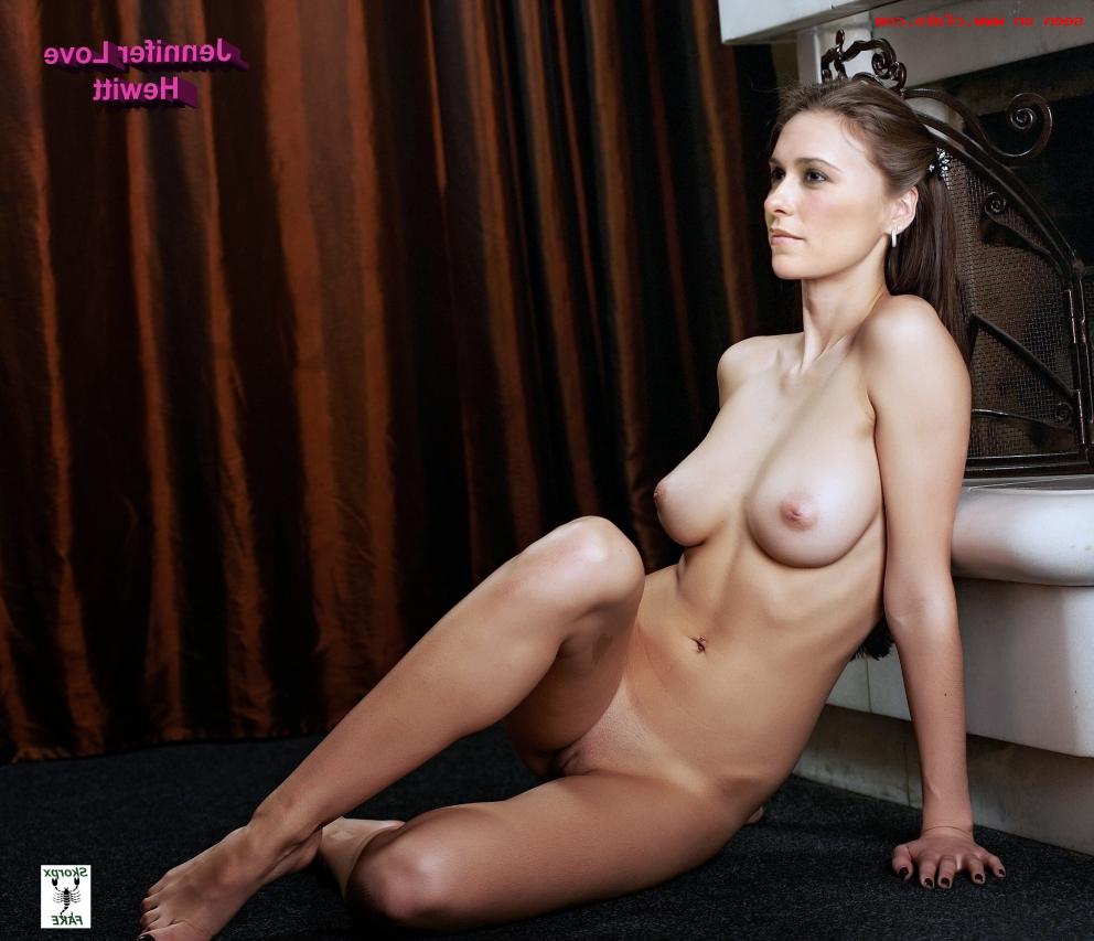 Jennifer Love Hewitt nude 8 - Jennifer Love Hewitt Nude Porn Sex Fake Photos