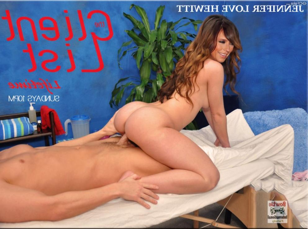 Jennifer Love Hewitt xxx 12 - Jennifer Love Hewitt Nude Porn Sex Fake Photos