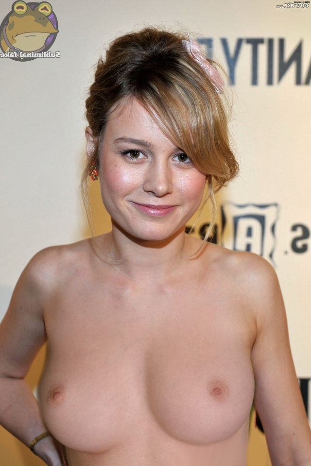 hot Brie Larson 14 - Brie Larson Nude Fake Sex Porn Images