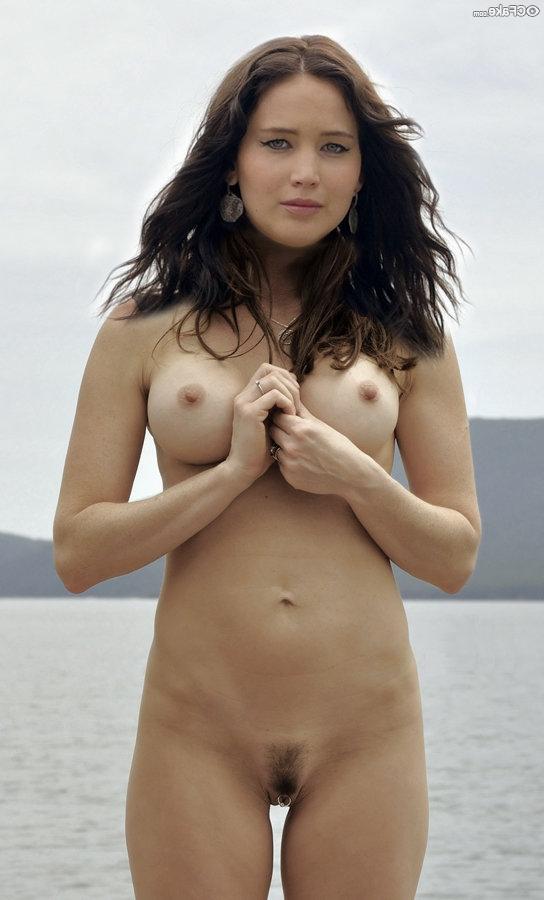 naked Jennifer Lawrence 13 - Jennifer Lawrence Nude XXX Porn Fake Photos
