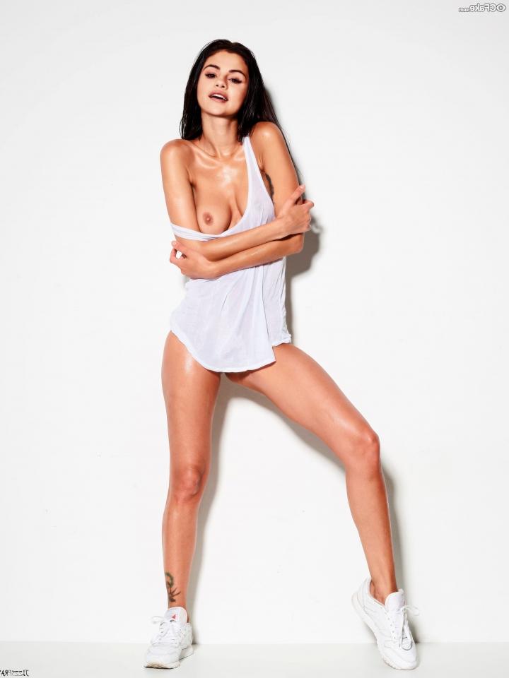 Selena Gomez naked 12 - Actress Selena Gomez Nude XXX Photos