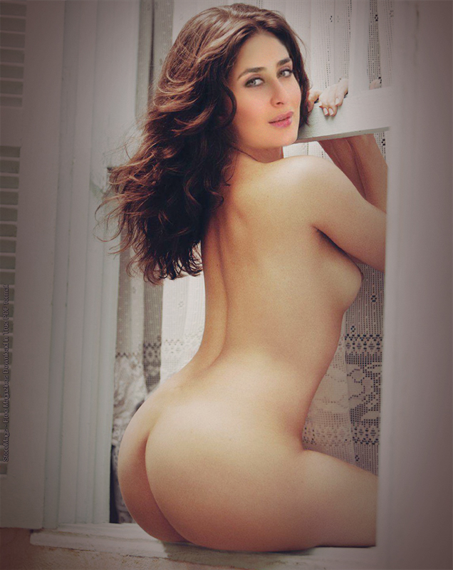 KareenaKapoorHotAss - Kareena Kapoor Nude XXX Nangi Porn Pics