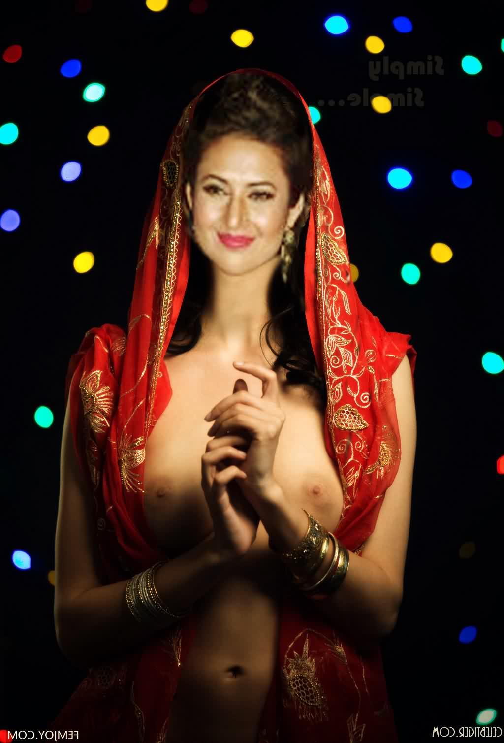 Divyanka Tripathi naked xxx 4 - TV Actress Divyanka Tripathi Nude Porn Sex