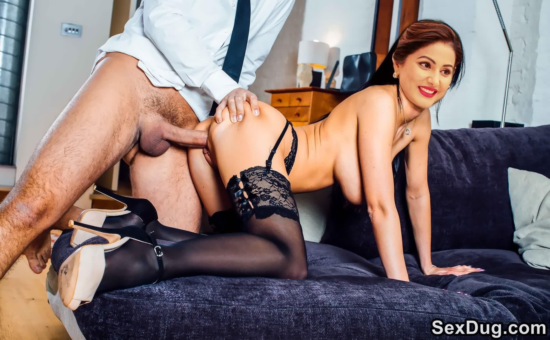 Hina Khan chudai sex 1 - TV Actress Hina Khan Nude Pussy Sexy Photos