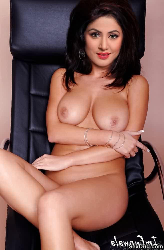 Hina Khan nude xxx 2 - TV Actress Hina Khan Nude Pussy Sexy Photos