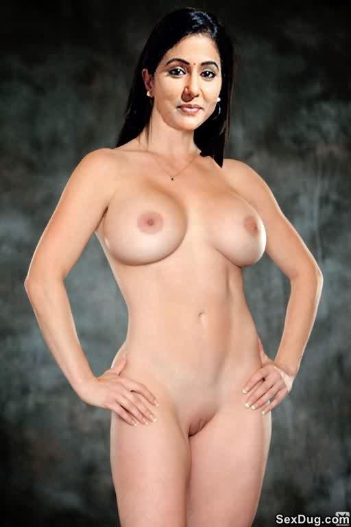 Hina Khan nude xxx 6 - TV Actress Hina Khan Nude Pussy Sexy Photos