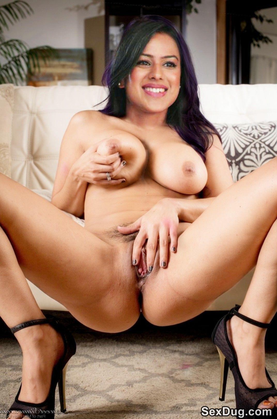 Nia Sharma Nude