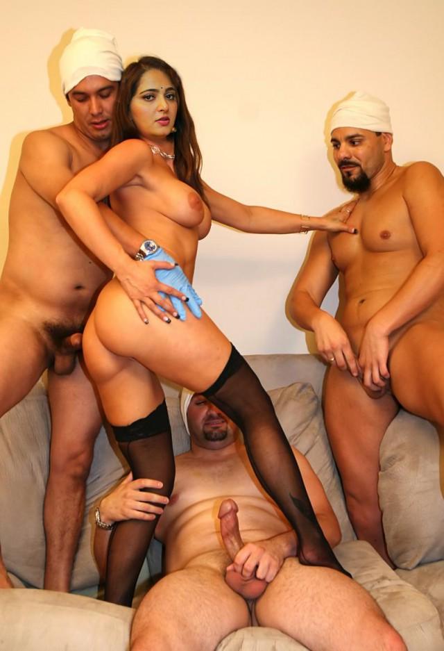 Anushka Shetty nangi sex 2 - Anushka Shetty Nude Sex Fucking Images