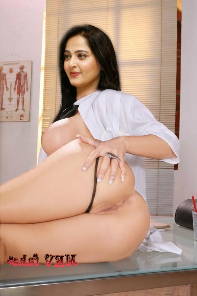 Anushka Shetty nude 8 - Anushka Shetty Nude Sex Fucking Images