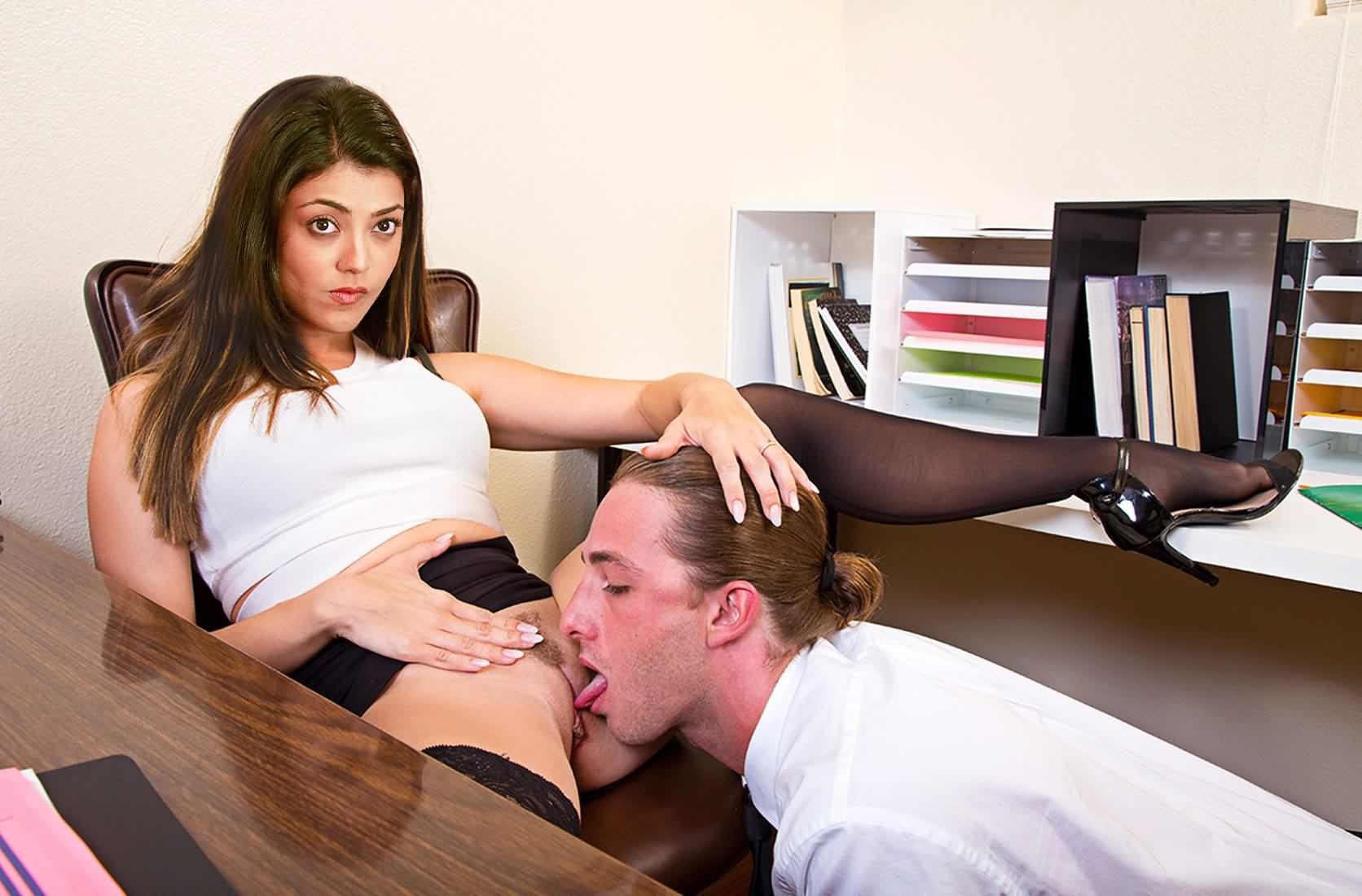 xxx Kajal Agarwal sex 2 - Kajal Aggarwal Nude Fake Sexy Porn Photos