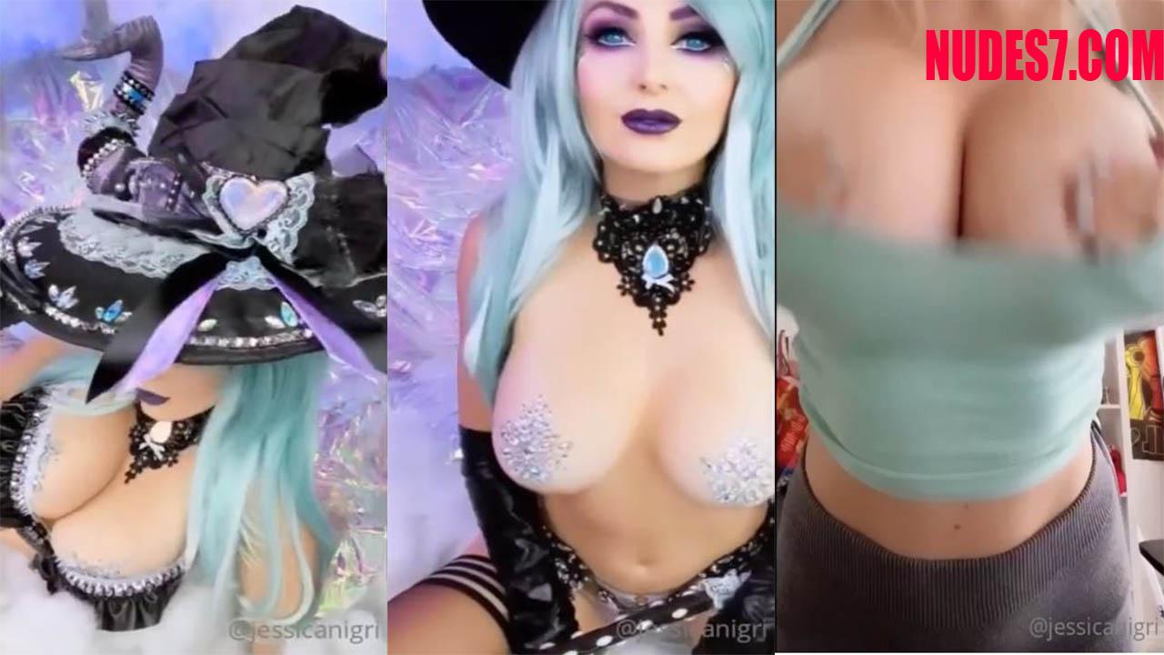 Nigri nudes jessica Jessica Nigri